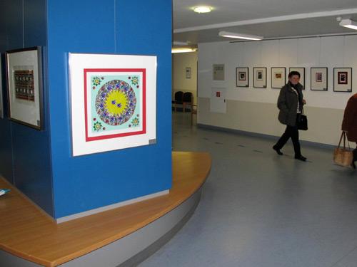 Kunst im Krankenhaus