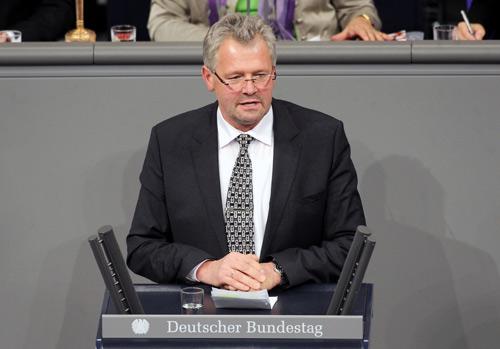 Plenarreden Alois Gerig Foto Deutscher Bundestag Achim Mende 1
