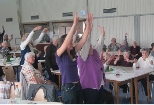 Mitmachen Senioren aktiv 2014