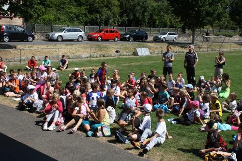 Grundschulsporttag Adelsheim