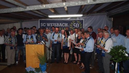 SCW Vereinsehrungen
