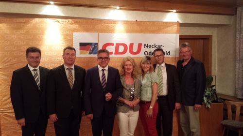 2014 07 28 Guido Wolf MdL bei KPV und CDU