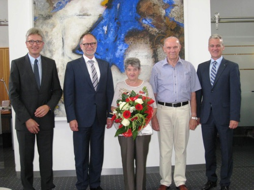 5.000 Euro PS-Spar-Gewinn  in Mosbach