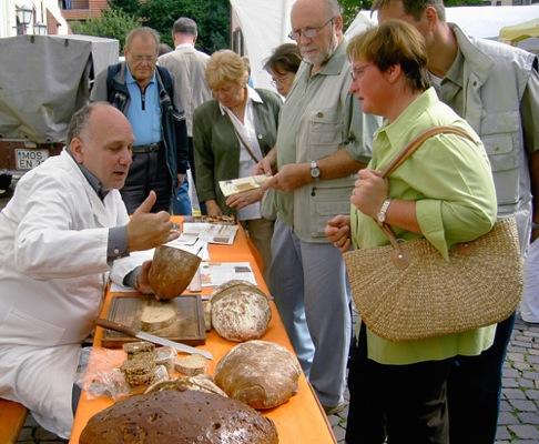 500 Mosbacher Brotmarkt