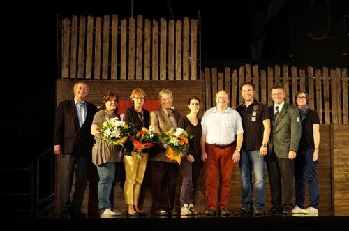 Ende Schlossfestspiele 2014