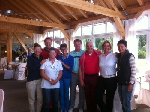 Golf0824 001 Die Sieger der einzelnen Klassen