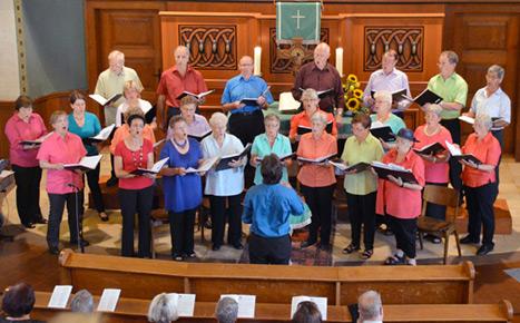 KP Kirchenchor Lieblingslieder