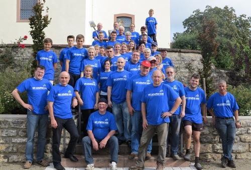 MRN FWT 2014 Billigheim Katzental Dorf packt an Auswahl 2