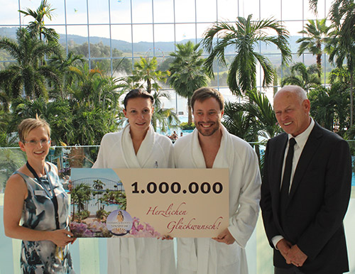 Million Badewelt Sinsheim