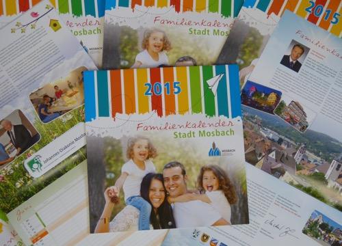 Familienkalender 2015