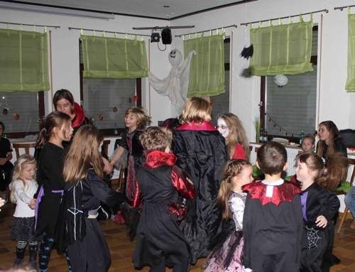Halloweenparty Foerderverein