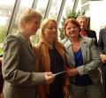 2014-10-01 Dorothee Schlegel, Verena Bentele, Annette Sawade, MdB.jpg