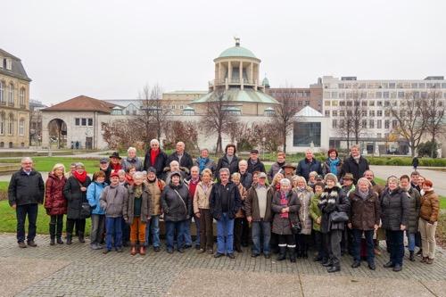 Landtagsfahrt  20141205