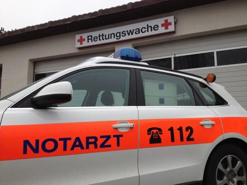 PM Notarzt Osterburken 6 Monate