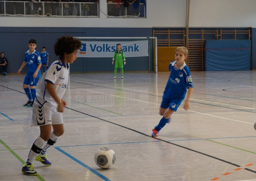 Spielszene SVS Voba Cup 2014