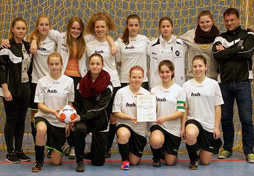 Badische Hallenmeisterschaften SC Klinge Seckach