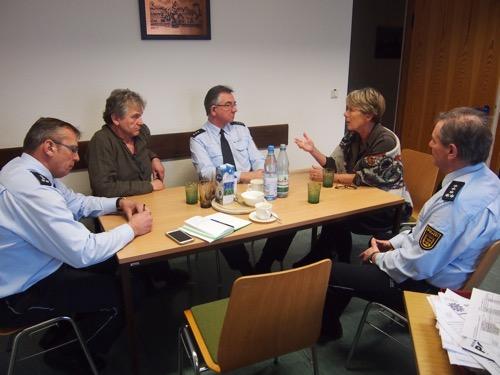 Polizeistrukturreform greift auch im Neckartal