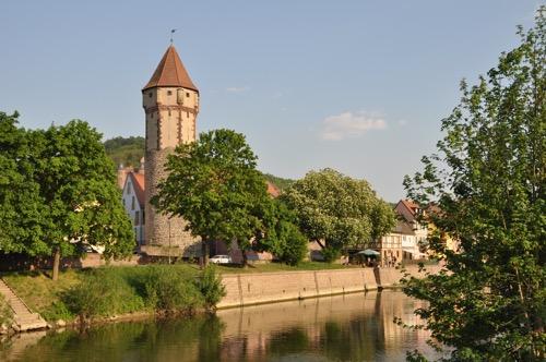Spitzer Turm Wertheim
