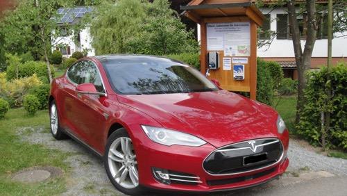 NZ Tesla