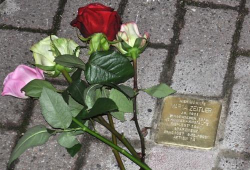 Stolperstein Maria Zeitler