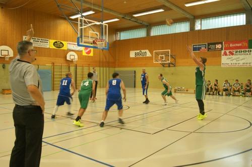 Saisonauftakt Basketball TSV Buchen