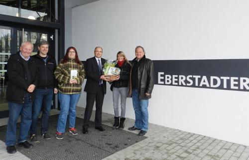 A Wartner 4 Millionster Besucher Hoehle