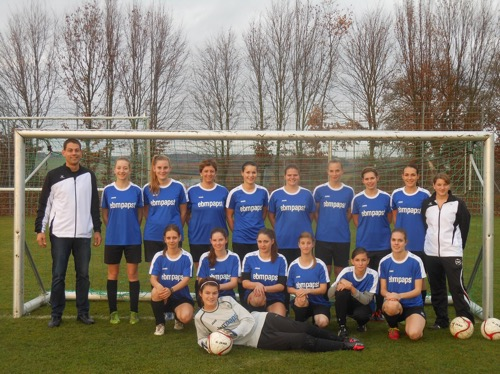 FCT Hirschlanden Frauen neue Trikots