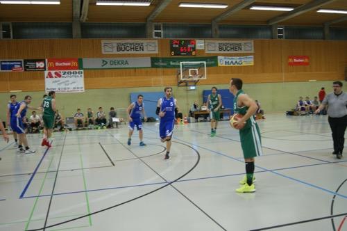 TSV Buchen  TSV Schoenau