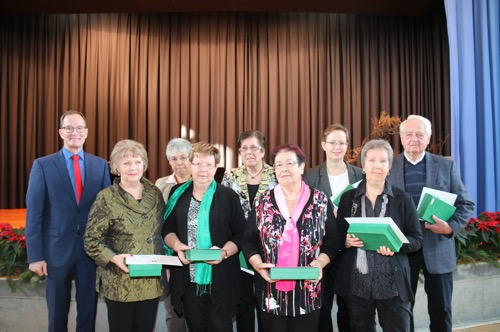 Ehrenamtsempfang2015 Frauenselbsthilfe