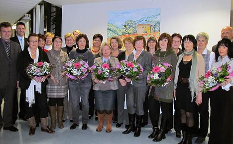 Personalfeierstunde Neckar Odenwald Kliniken