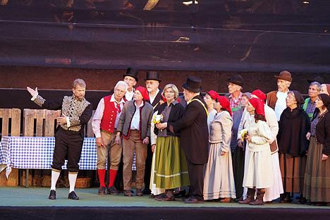 Chor Schlossfestspiele
