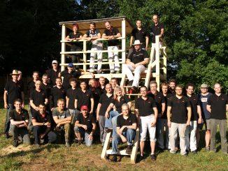 Audianer auf Jugendfarm