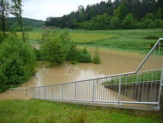 Hochwasserschutz durch Flurneuordnung