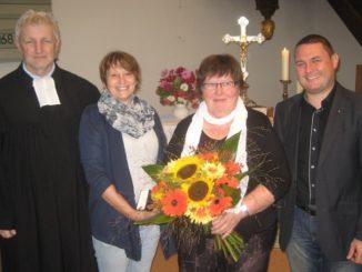 Friedegard Neuhold verabschiedet