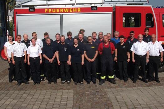 Feuerwehr Lehrgang