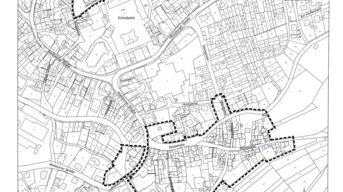 Hardheim: Sanierungsgebiet Ried