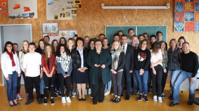 Horb besucht Martin-von-Adelsheim-Schule