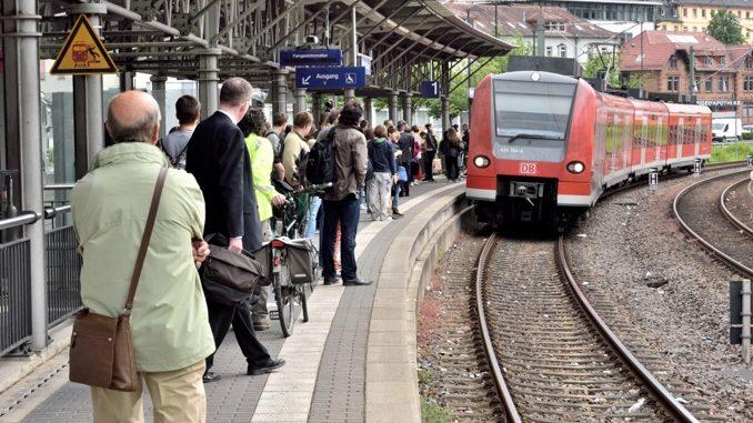 S-Bahn Käfertörle