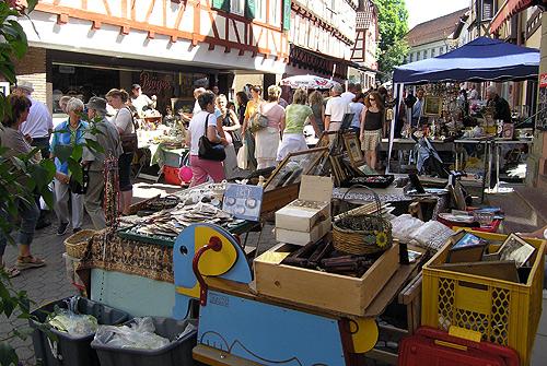 Flohmarkt Mosbach