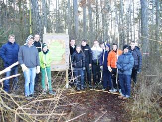 Schueler Baulandschule Weg Hasenwald