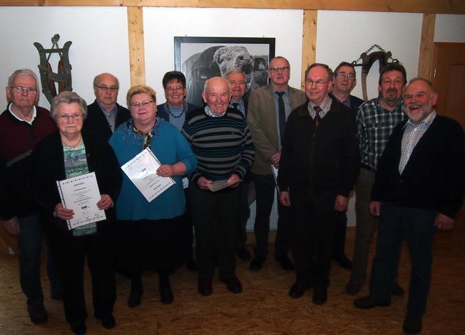 05 03 16 VdK Waldbrunn ehrt Mitglieder
