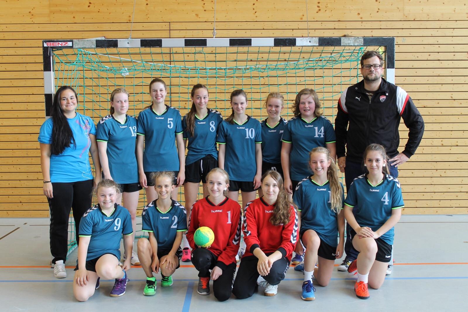 Waldbrunn: Handball-C-Jugend schafft Qualifikation thumbnail