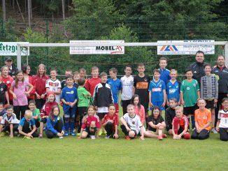Sommerferienprogramm Elztal - Training mit BM Eckl