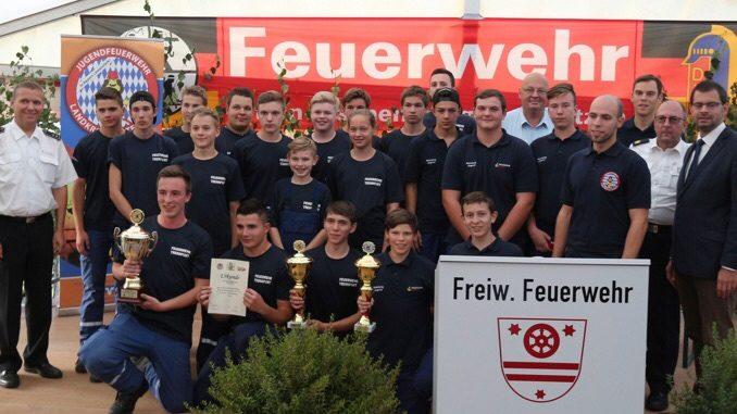 Drei-Länder-Treffen der Feuerwehr