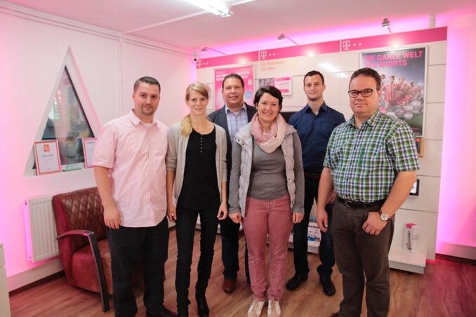 Telekom-Partner-Shop neu eröffnet thumbnail