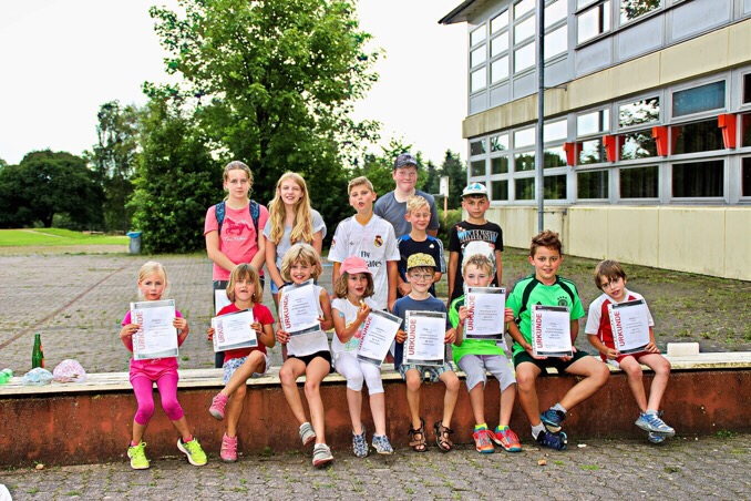 Kinder-Olympiade mit den UBW thumbnail