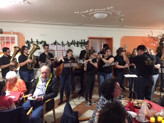 JBO Waldbrunn musiziert für Senioren thumbnail