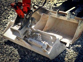 Backhoe Bucket Site Excavators