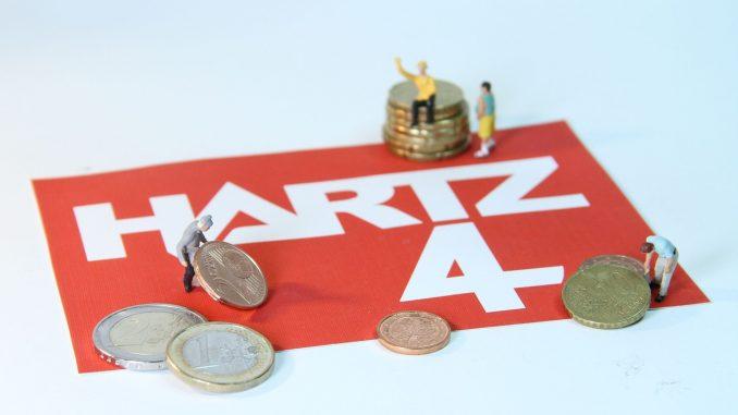 Hartz  Poverty Miniature Figures