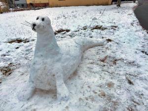 SchneeSeelöwe-aus-Mülben
